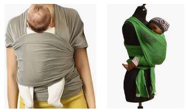Choisir des écharpes de portage d'occasion !